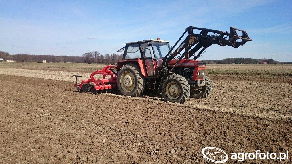 Ursus 904 + Staltech T30S