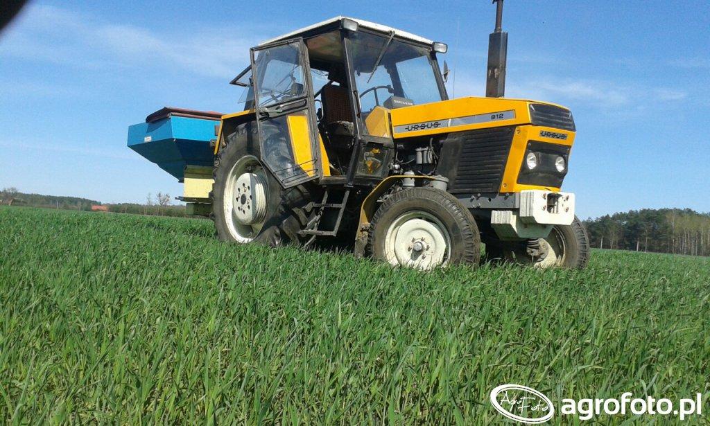 Ursus 912 &  Sulky DPX 1503