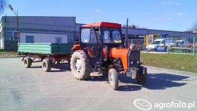 Ursus 3512 & Przyczepa