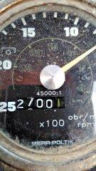 Ursus 2812 - licznik motogodzin