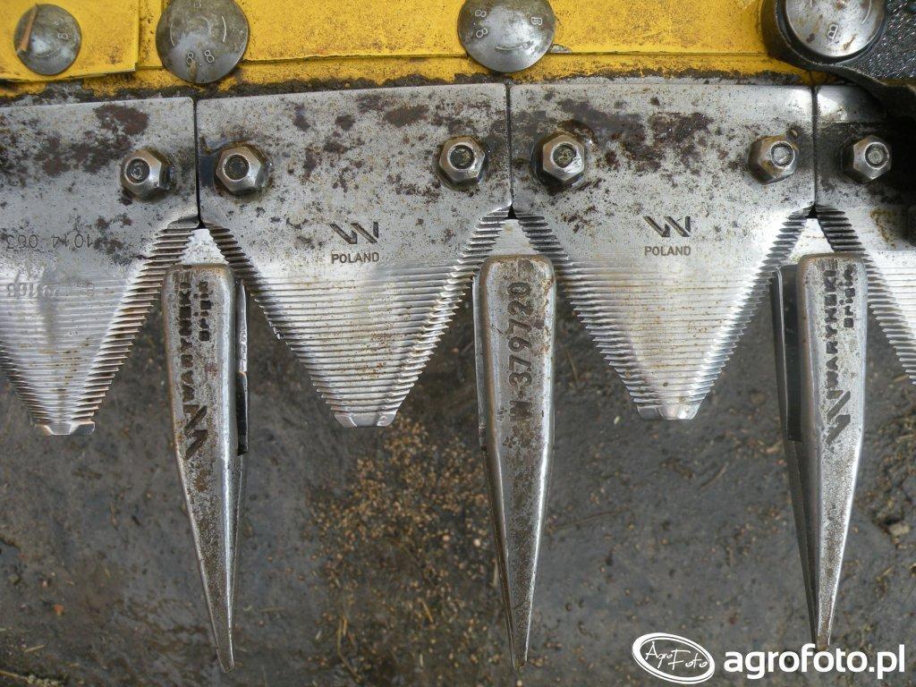 Kombajn New Holland TC5060 bagnety i nożyki Waryński