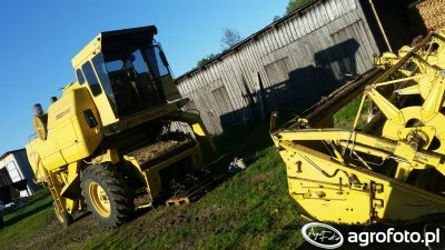 New Holland Clayson 1540s