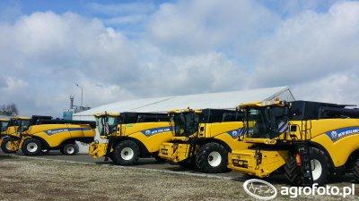 New Holland CR9080, CR9080, CX8080