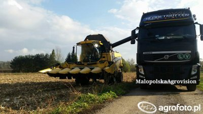 New Holland & Volvo