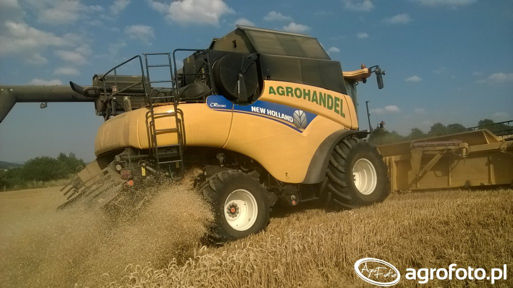 New Holland Cr 9080 Agrohandel