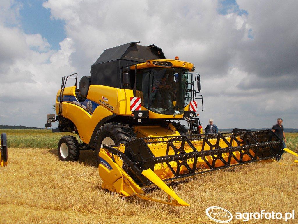New Holland CX5080