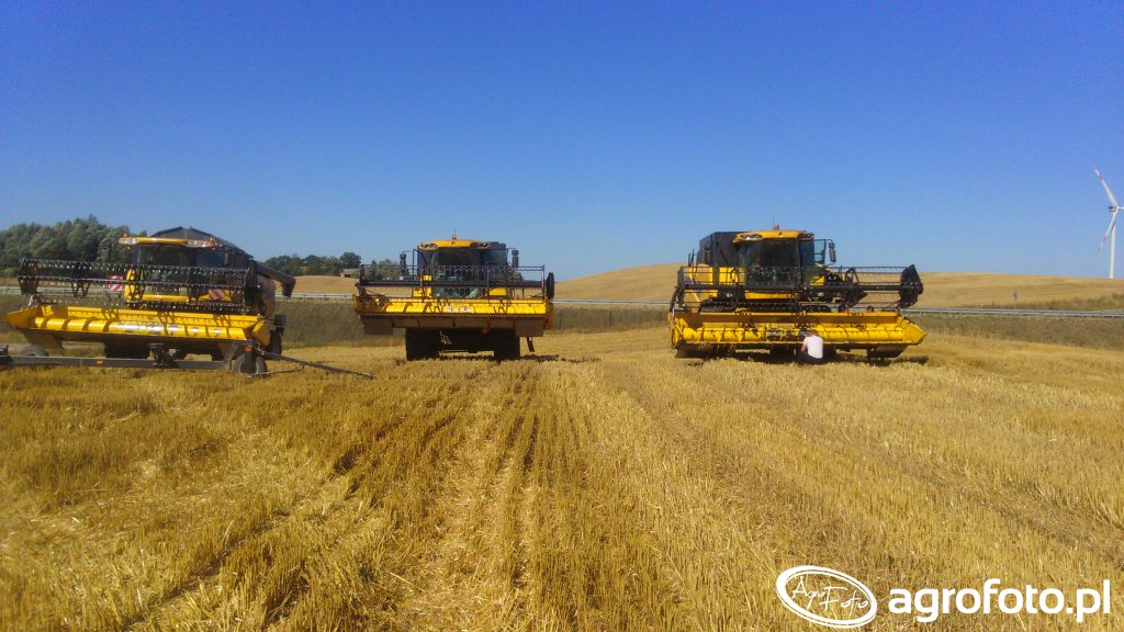 New Holland Cx8070 &Cx5080 & Cx 6080