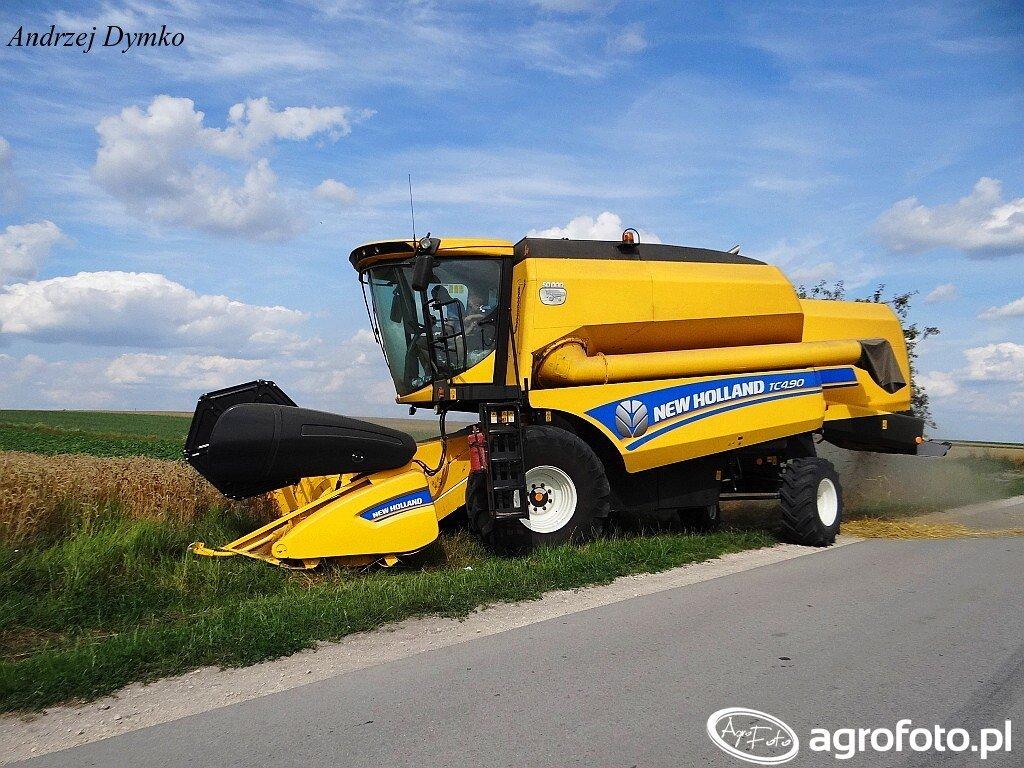 New Holland TC 4.90
