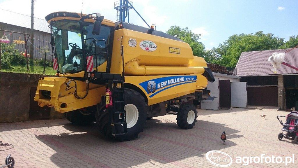 New Holland TC 5.70