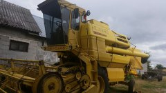 New Holland Clayson S 1540