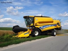 New Holland TC 4.90