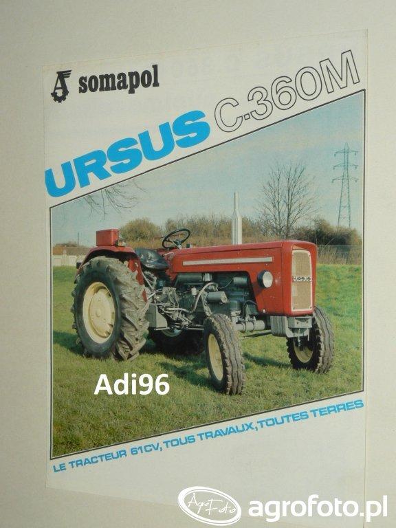 Ursus C-360M
