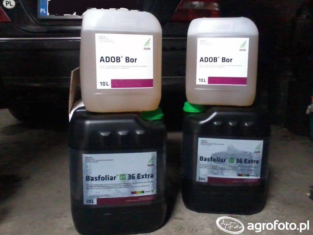 ADOB Basfoliar 2.0 36 Extra i ADOB Bor
