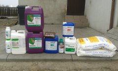 Odżywki i ochrona roślin