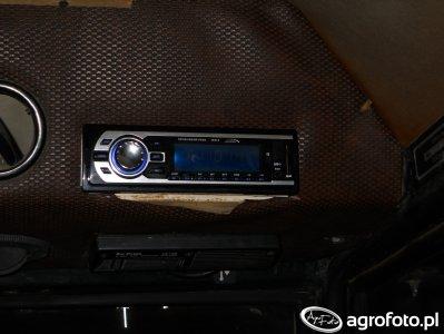 Zetor 7245 Radio