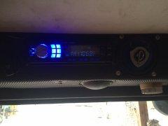 Radio w zetorze 5011