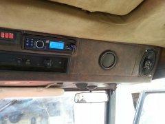 Zetor 5245 radio