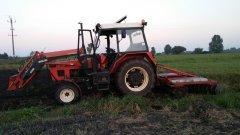 Zetor 7211 + Solid 500