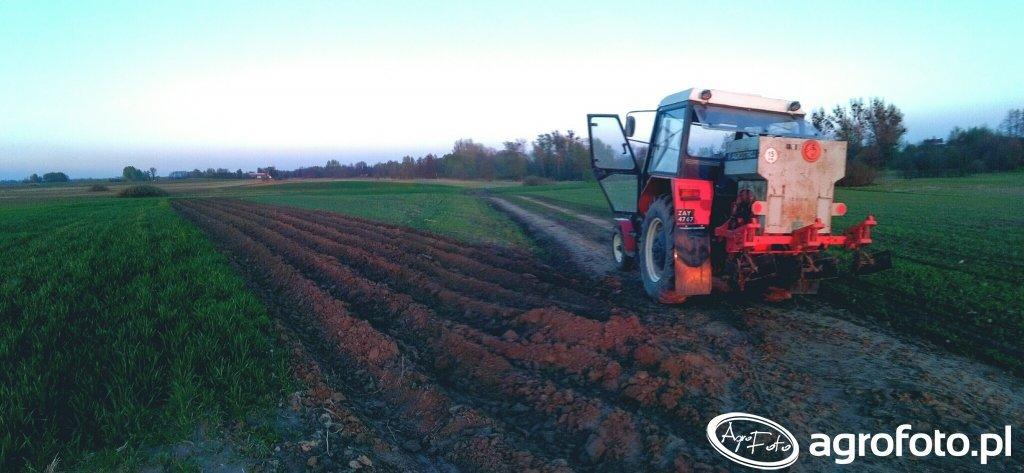 Zetor 5211 & Agrostrój Z-074