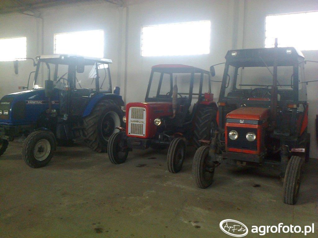 Zetor 5211 & Ursus C-360 & Farmtrac 70