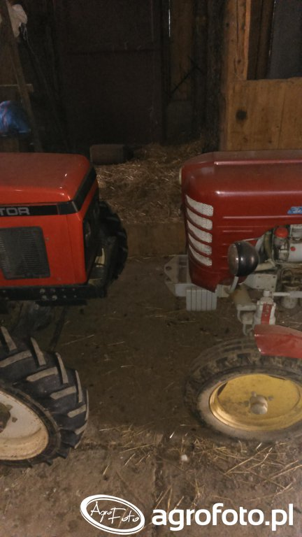 Zetor 5245 & Zetor 4011