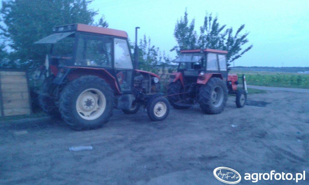 Zetor 5320 & Zetor 4011