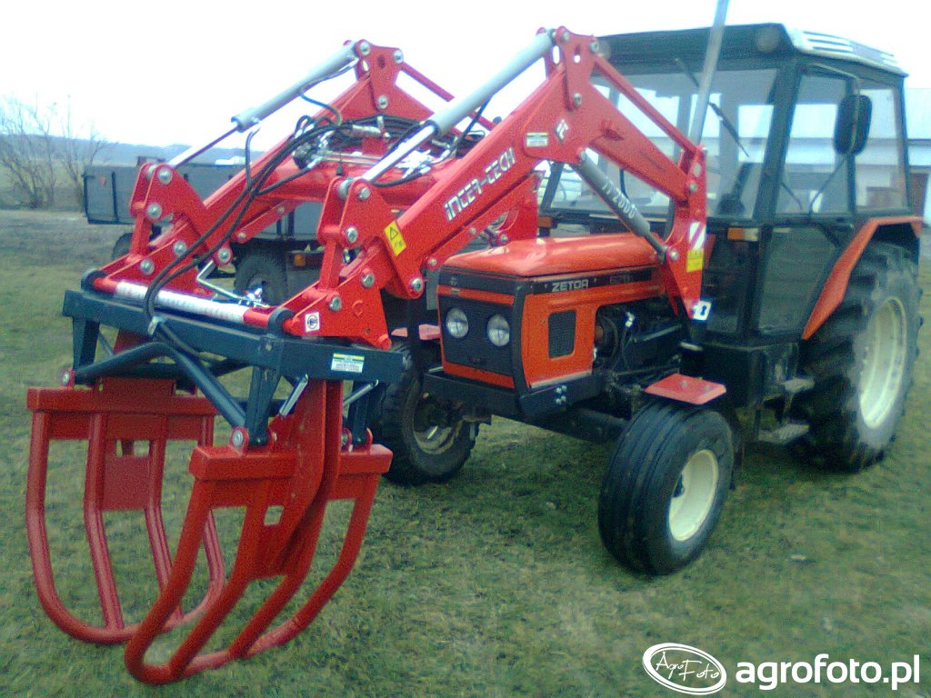 Zetor 6011 + inter-tech 2600