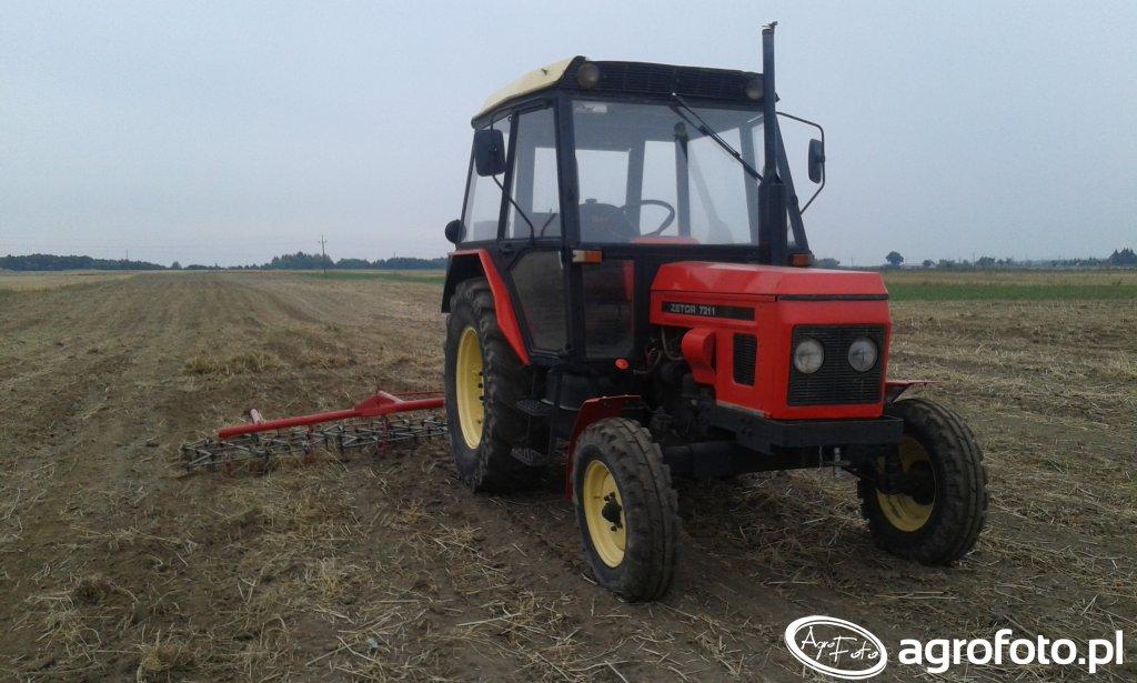 Zetor 7011+Brony 5