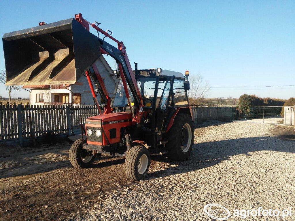 Zetor 7211 i Solid 500