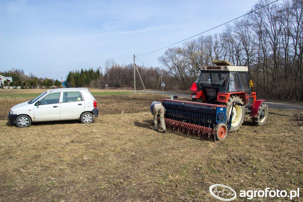Zetor 7245 + Nordsten CLG 300D MKII