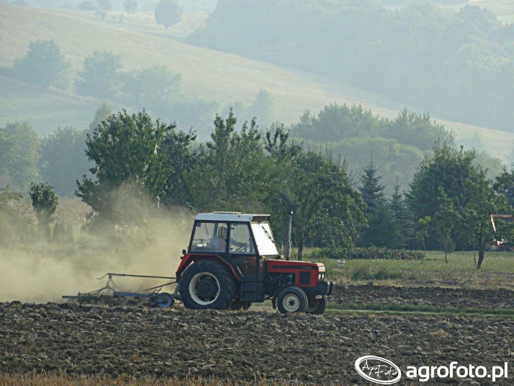 Zetor 7711 Turbo & Agregat