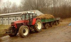 Zetor  16245 & Autosan d732