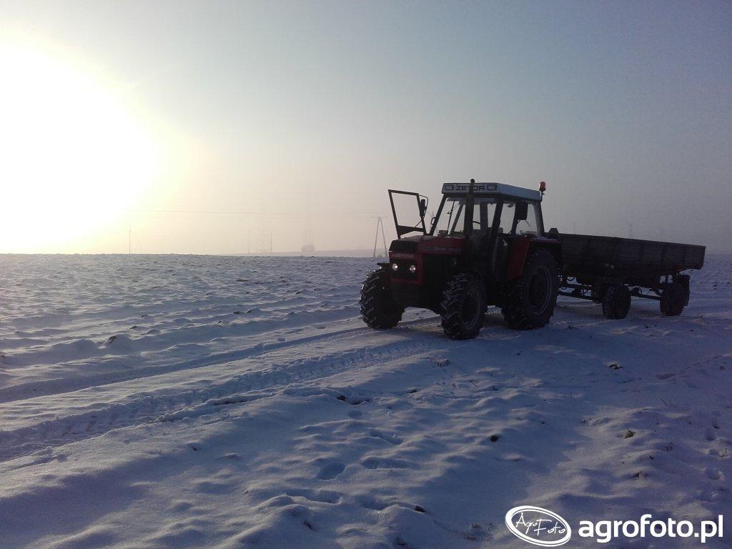 Zetor 10145 & Autosan D47A