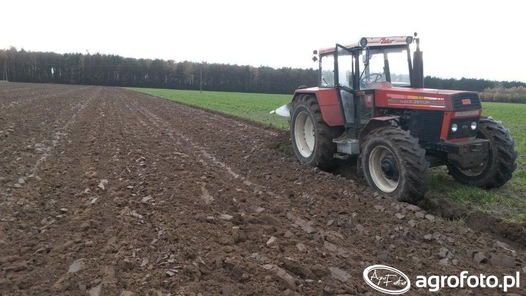 Zetor 14245 Kverneland f-160