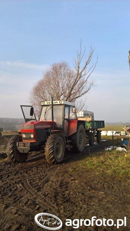 Zetor 16145+Autosan D43