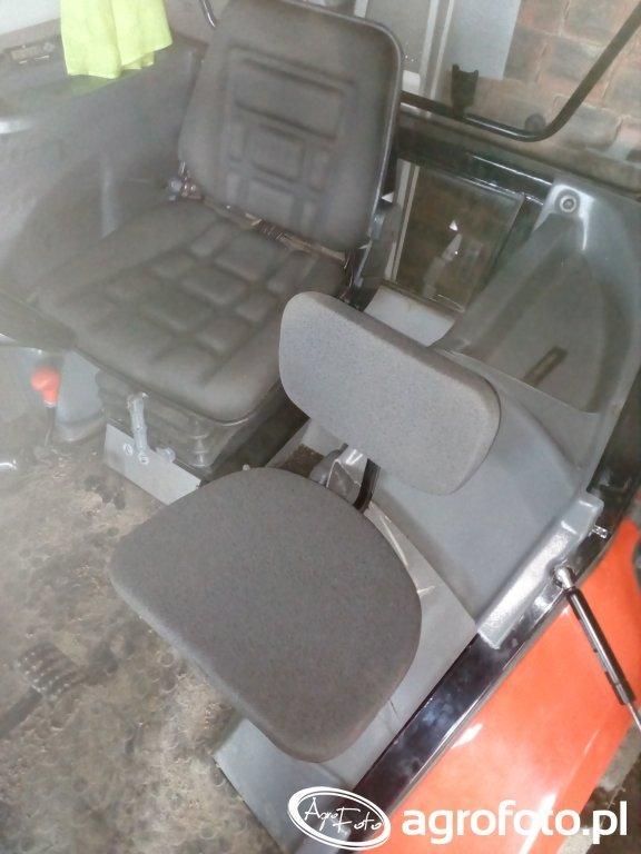 Siedzenie pasażera Zetor Major 80