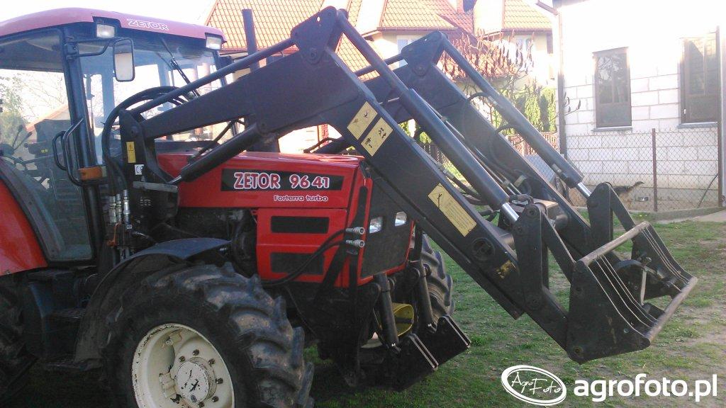 Zetor 9641
