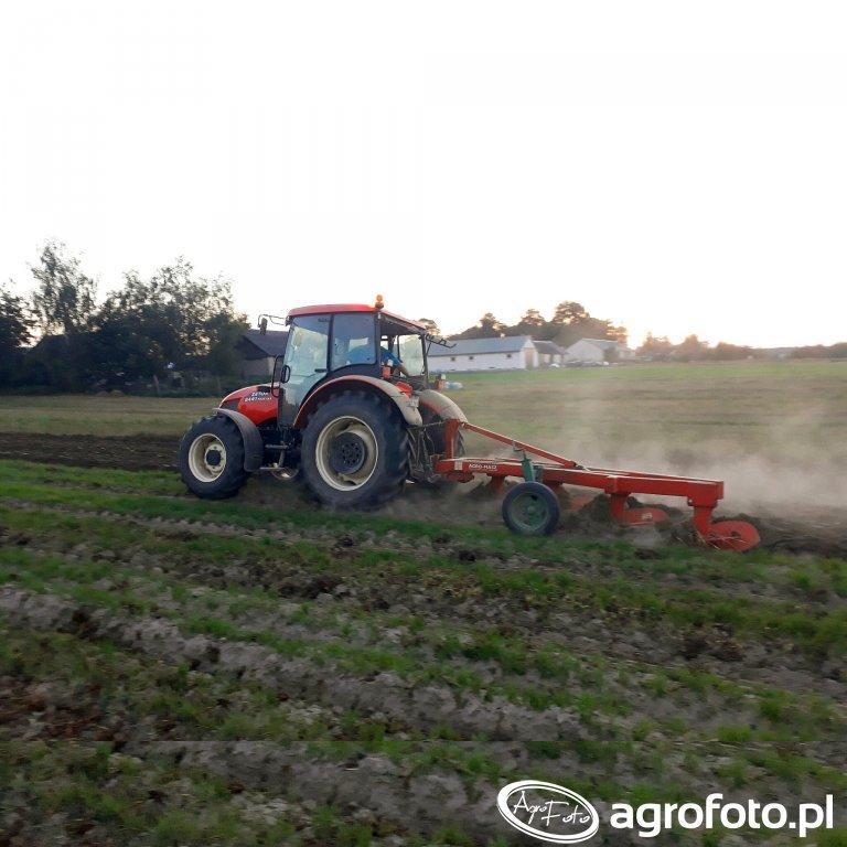 Zetor Proxima 8441 & Agro-Masz PZ4