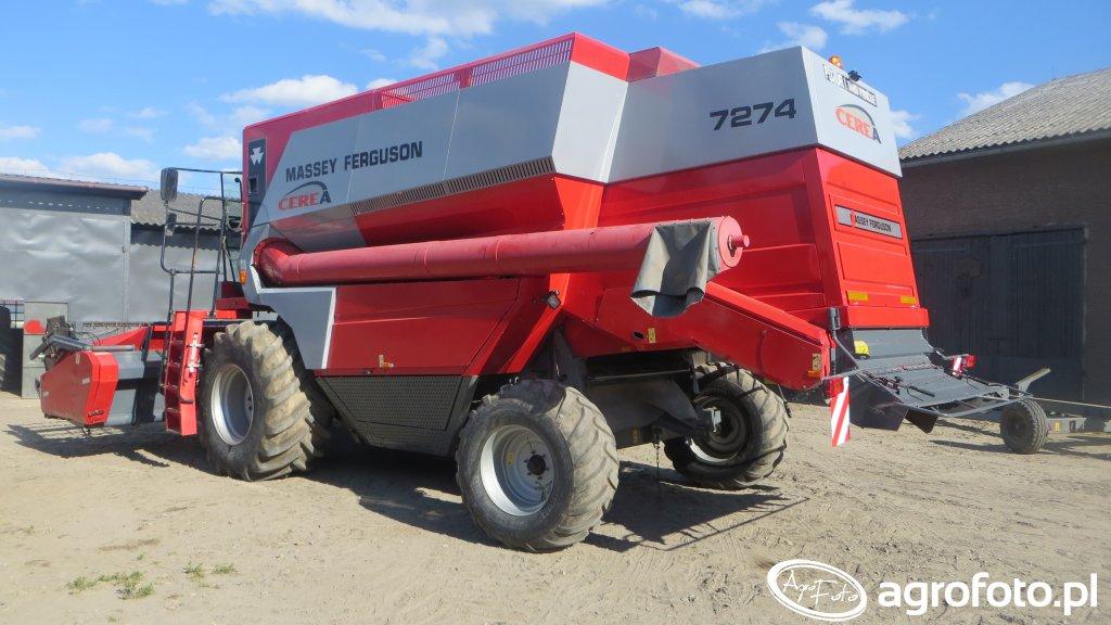 Massey Ferguson 7274
