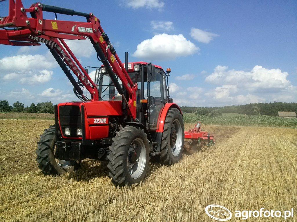 Zetor10540 i agro-masz APN