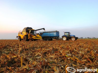 New Holland Cx6080 Elevation New holland Ts135a