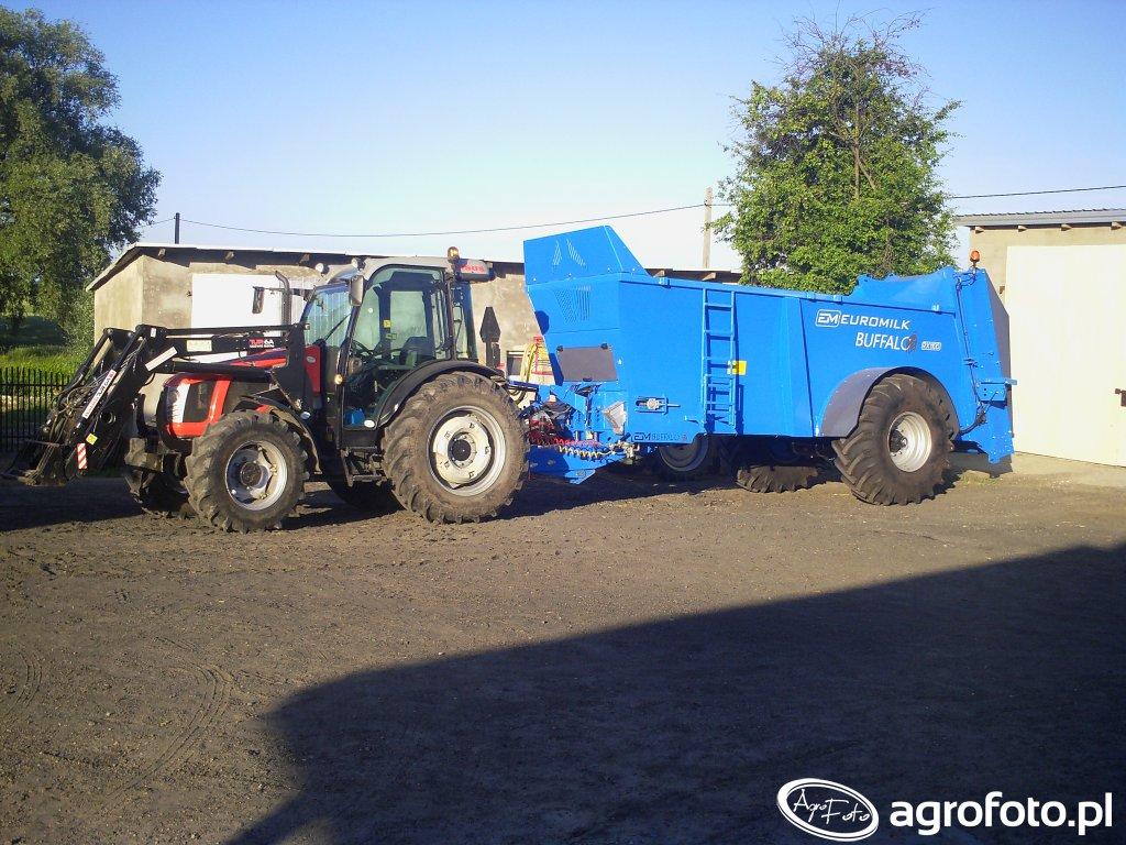 Nowy nabytek Euromilk Buffalo RX1100