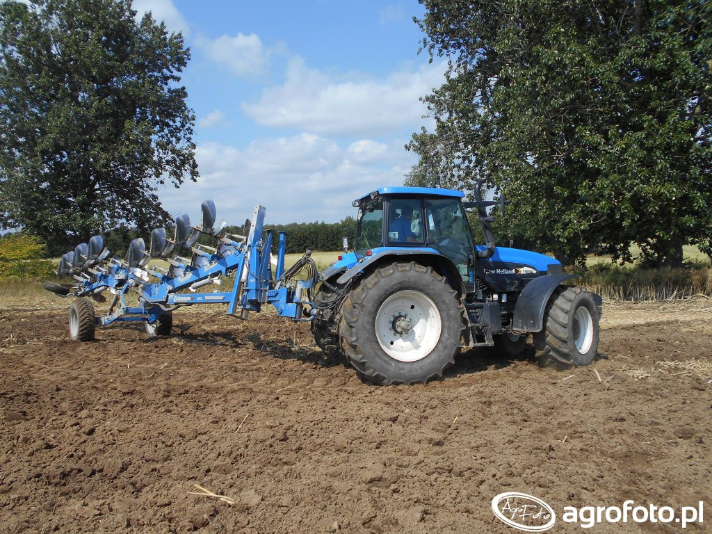 New Holland TM 190 &y overum 7