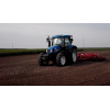 New Holland T6050 & kongskilde