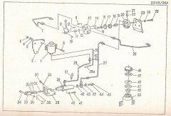 układ hamulcowy 4011