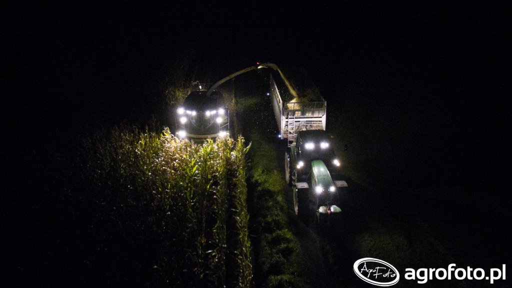 Claas Jaguar 940 & John Deere 6150M + AutoAgro