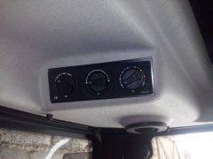 Ursus 11054 - panel sterowania nawiewem i klimą