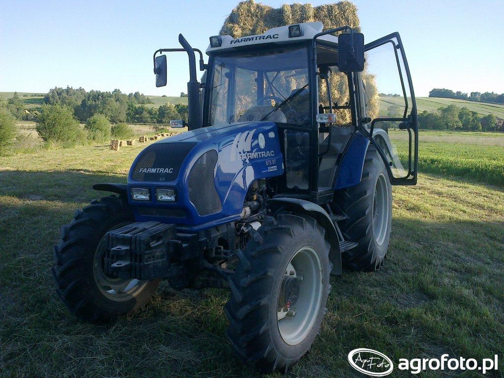 Farmtrac 675 DT + Autosan
