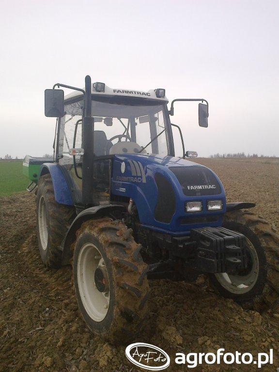 Farmtrac 675 DT Unia MX 850