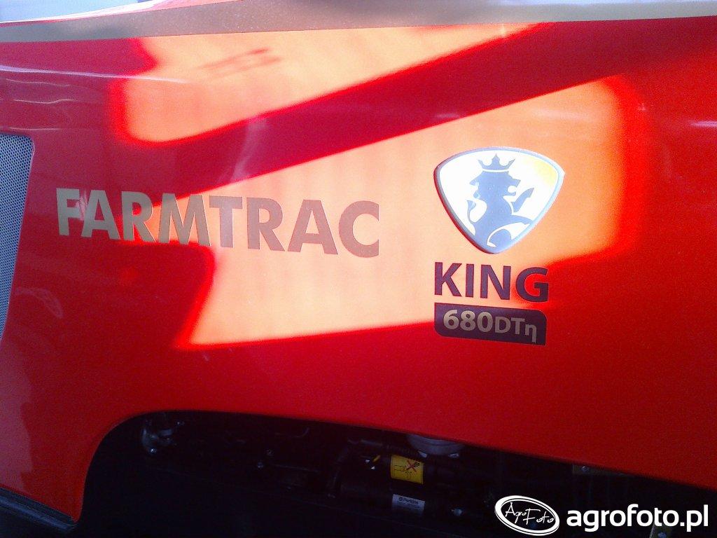 "Farmtrac 680 DTN ""KING"""